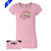 Live Love Skydive - DTG - Ladies' Short Sleeve Shirt