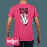 Space Diving 0067 Ladies' Custom T-Shirt