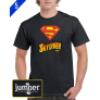 Superman 0047 DTG Custom T-Shirt