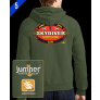 Survivor 0020 Custom Pull Over Hoodie