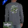 Why Would II 0063 DTG Custom Long Sleeve Shirt