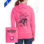 Why Would II 0063 Ladies' Custom Full-Zip Hoodie